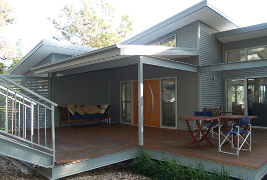 Bermagui featured projects pole home centre pty ltd for Pole home designs nsw
