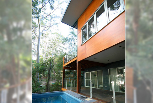 Smiths lake featured projects pole home centre pty ltd for Pole home designs nsw